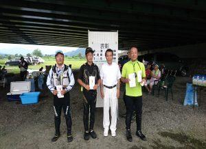 「第10回 勝山アユ釣り大会」結果レポート