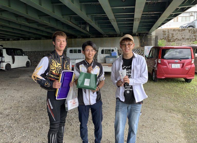 第12回勝山アユ釣り大会 レポート