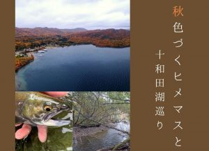 秋色づくヒメマスと十和田湖巡り〜青森県十和田市〜